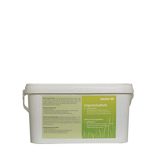 EMIKO® UrgesteinsMehl 5 kg im Eimer; Bodenhilfsstoff