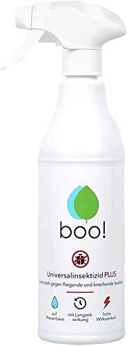 boo! Plus - Extra Starkes Insektenspray - Insektenschutz als Spray Gegen...