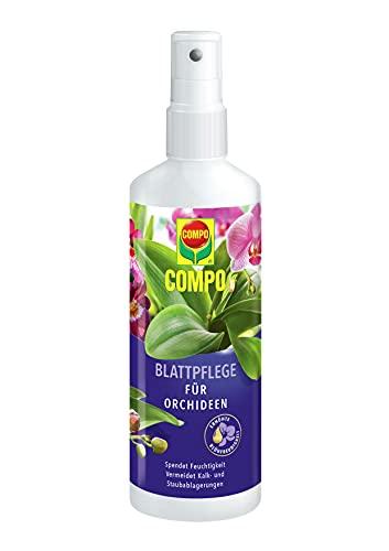 COMPO Blattpflege für alle Orchideenarten, Sprühflasche, 250 ml