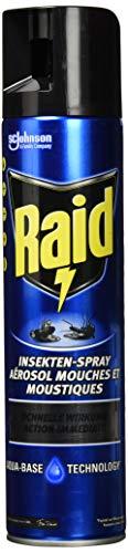 Raid Paral Insektenspray, Mückenspray, 400 ml