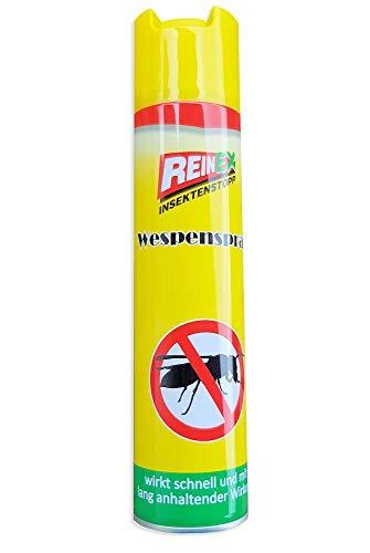 Reinex Wespenspray Insektenstopp mit Sofort- und Langzeitwirkung