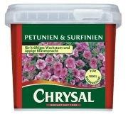 Chrysal Petunia & Surfinia 1 Kg 15+10+15+2(MgO) + Spurenelemente