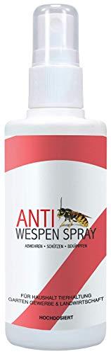 West Nutrition Anti Wespen Spray – hochdosierte Schädlingsbekämpfung –...