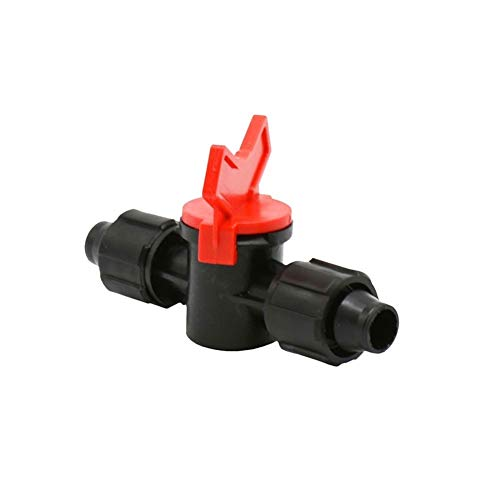 MINGMIN-DZ Dauerhaft Garden Drip Tape for Bewässerungsventil 16 mm...