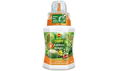 COMPO Kakteendünger, 250 ml, Sie erhalten 1 Packung