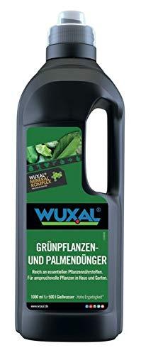 WUXAL Grünpflanzen- und Palmendünger 1 Liter