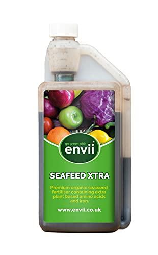 Envii Seafeed Xtra – Premium bioaktiver Seetang-Flüssigdünger und...