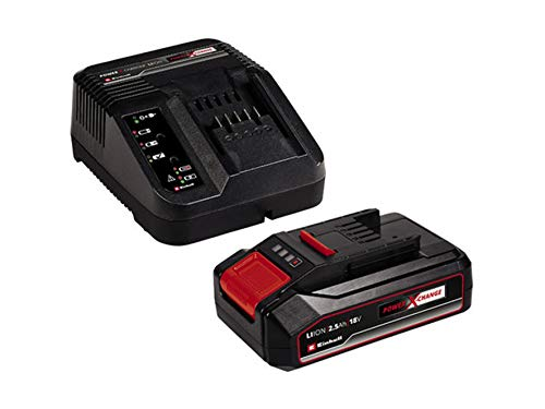 Original Einhell 18V 2,5Ah PXC Starter Kit (Akku & Ladegerät, 18 V, Max. Power...