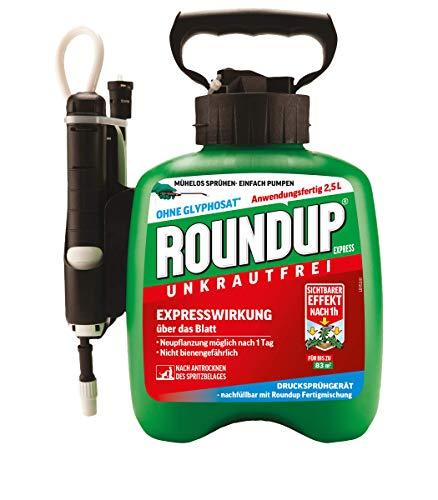 Roundup 32660 Express Fertigmischung im Drucksprüher zur Bekämpfung von...