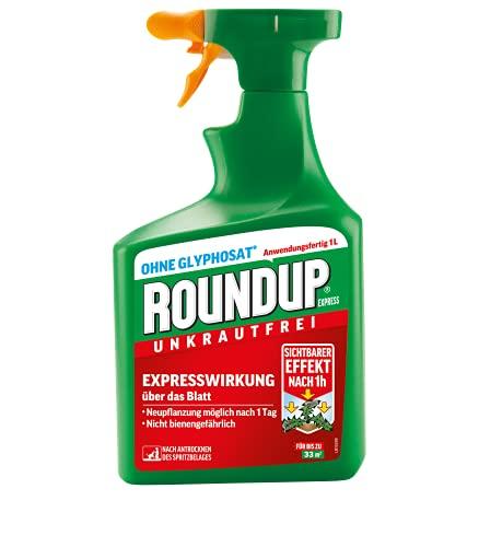 Roundup 3206 Express Unkrautfrei, Unkrautvernichter, zur Bekämpfung von...