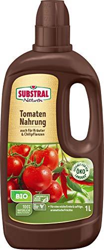 Substral Naturen Bio Tomaten und Kräuter Nahrung, Tomatendünger flüssig aus...