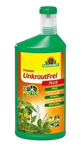 Neudorff Finalsan Konzentrat Unkraut Frei Plus 1 Liter - biologisch abbaubar &...
