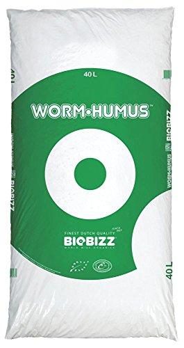 BioBizz 05-225-015 Wurmhumus im 40 L Sack