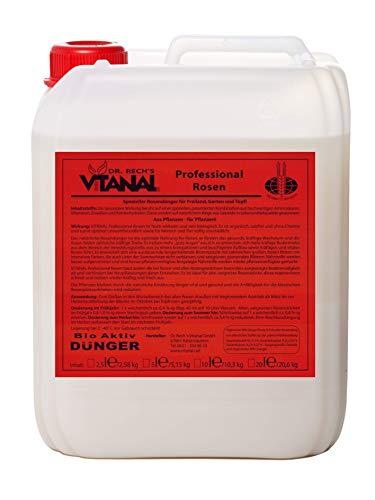 Dr. Rech's Vitanal Vitanal Professional Rosen Bio-Dünger, milchig trüb