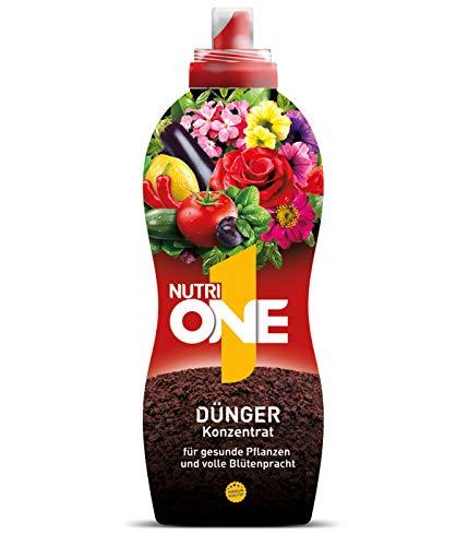 Nutri ONE Universal-Dünger, Flüssigkonzentrat für Topfpflanzen,...