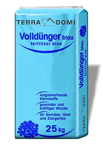 Terra Domi Volldünger Blaukorn Classic, optimaler Herbstdünger für Ihren...