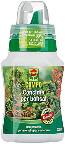 SPEZIELLE DÜNGER für BONSAI COMPO VON 250 ML