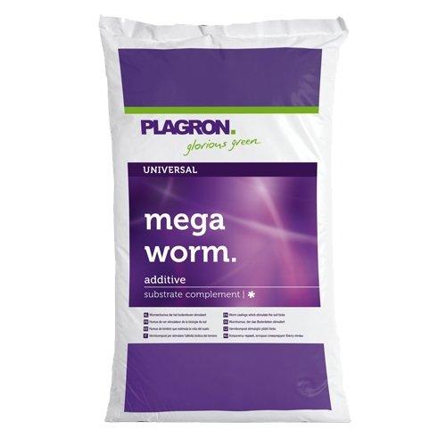 Wurmhumus Plagron Mega Worm Bodenverbesserer (25L)
