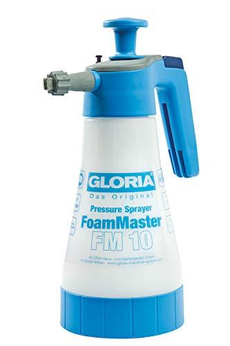 GLORIA FoamMaster FM 10 | Schaumsprüher | 1 L Füllinhalt | Austauschbare...