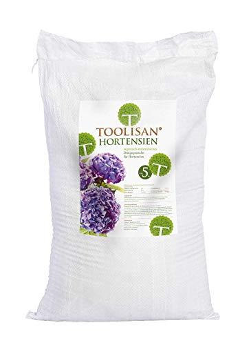 Hortensiendünger TOOLISAN mit Langzeitwirkung* - 25 kg Sack (2,80 €/kg)