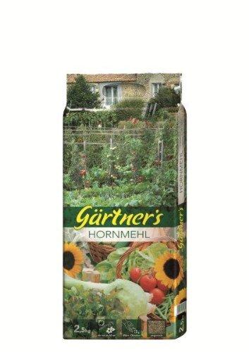 Gärtner's Hornmehl 2,5 kg