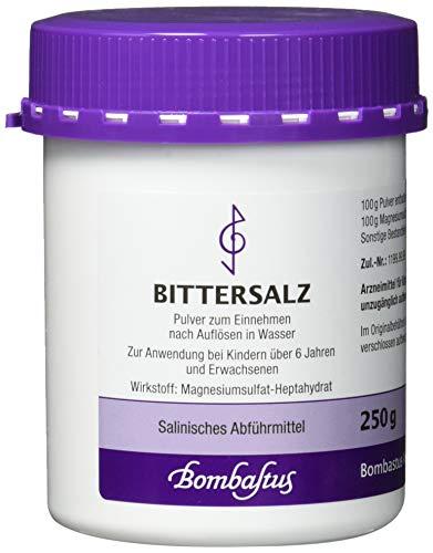 Bombastus Bittersalz, 250 g Pulver