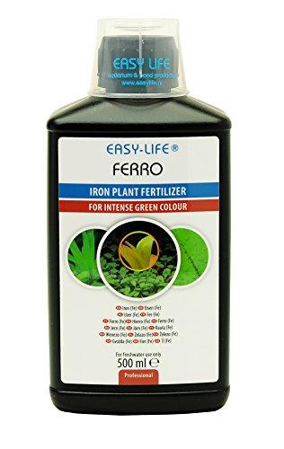 Easy Life Ferro Kräftige Eisenquelle Dünger für Pflanzen, 500 ml