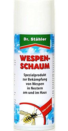 Dr. Stähler 001441 Wespenschaum, 300 ml gezielte Vernichtung von Nestern