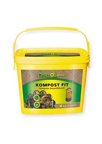 Hack Kompost Fit Kompostbeschleuniger 4 kg