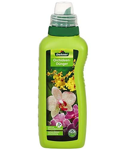 Dehner Orchideendünger, flüssig, 500 ml, für ca. 100 l
