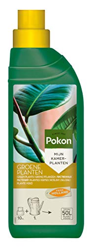 Pokon Grünpflanzen-Flüssigdünger, Dünger, Flüssig, Grünpflanzen im Zimmer,...