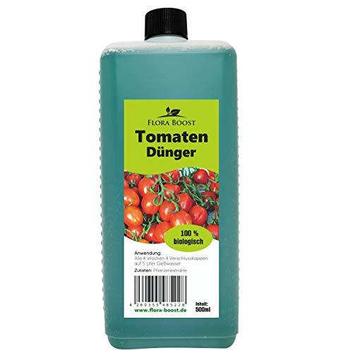 Flora Boost Tomaten Dünger flüssig Düngen wie die Profis (500 ml)
