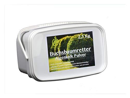 Stauden Gänge Algenkalk Pulver 2,5kg im Eimer/Buchsbaumretter/Das Original/mit...
