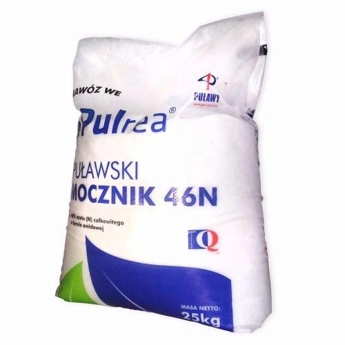 PULrea DÜNGEHARNSTOFF 25 kg Harnstoffdünger Harnstoff 46% N Stickstoff...