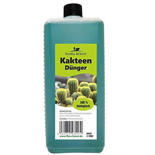 Konfitee Kakteendünger Kateen Dünger - Agavendünger - Sukkulentendünger...