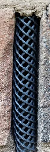 Fugenlüfter, ( 30 Stück ) ,Wespen u. Mäuse - Schutz bis 12,5 cm Fugenhöhe...
