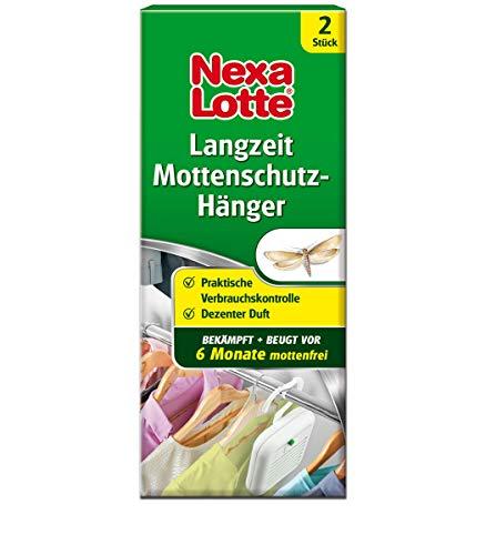 Nexa Lotte Langzeit Mottenschutz Hänger, gegen Kleidermotten, wirkt schnell und...