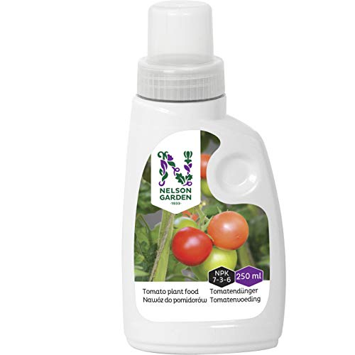 Nelson Garden 1933 Tomatendünger 250ml Flüssigdünger speziell für...