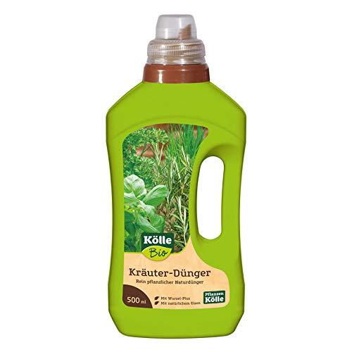 Bio Kräuter-Dünger 500 ml, Flüssigdünger für Kräuter in Bio-Qualität,...