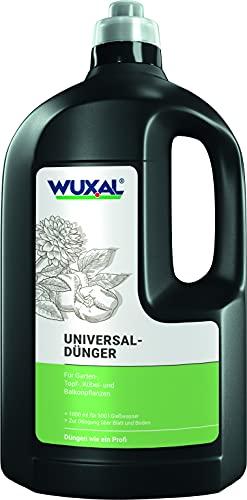 Manna Wuxal Universaldünger - 2000 ml - Flüssiger Pflanzendünger für Garten-...