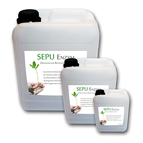 baumgrün 5L Sepu Enzym Effektive Mikroorganismen EM Bodenaktivator organischer...
