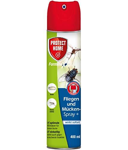 PROTECT HOME FormineX Fliegen-und Mückenspray + gegen fliegendes Ungeziefer,...