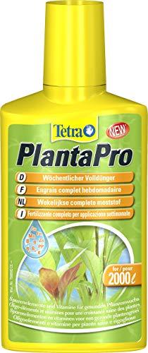 Tetra PlantaPro (wöchentlicher flüssiger Volldünger mit Spurenelementen und...