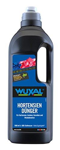 Wuxal Hortensiendünger 1 Liter Black Line