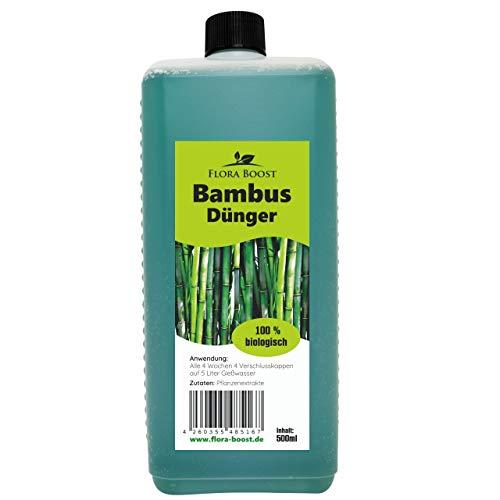 Bambusdünger flüssig - Bambus Dünger Flüssigdünger - Bis zu 100 Liter...