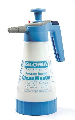 GLORIA Drucksprühgerät CM12 für Säuren und Laugen pH 2 bis 12