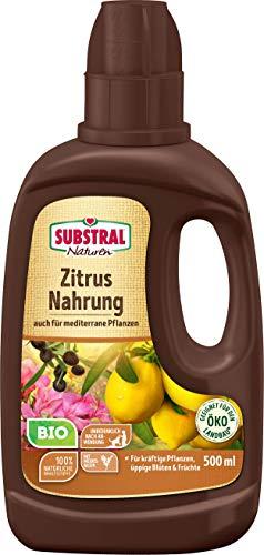 Substral Naturen Bio Zitrus und Mediterrane Pflanzen Nahrung,...