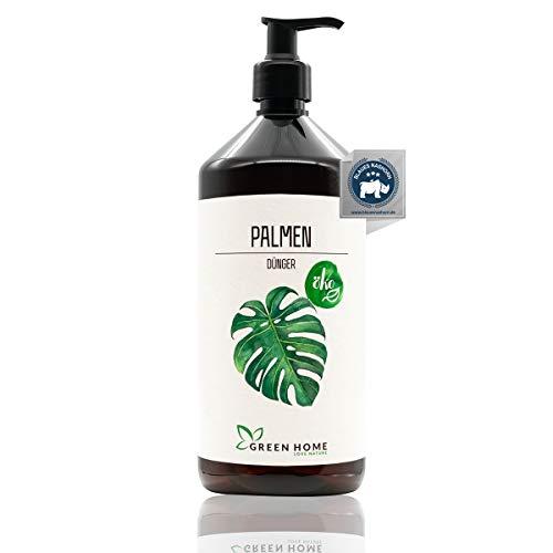 GREEN HOME LOVE NATURE®️ 1L Palmendünger flüssig mit hohem Nährstoffgehalt...