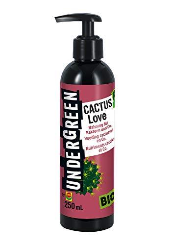 Undergreen by Compo Cactus Love, Nahrung für alle Kakteen und Sukkulenten,...