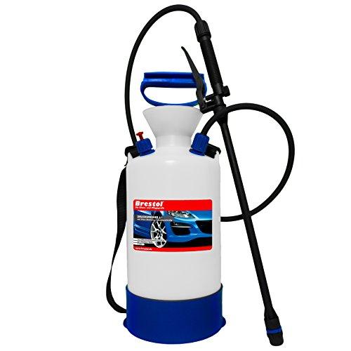 Drucksprüher 6 Liter mit säurebeständiger Viton®-Dichtung - Sprüher für...